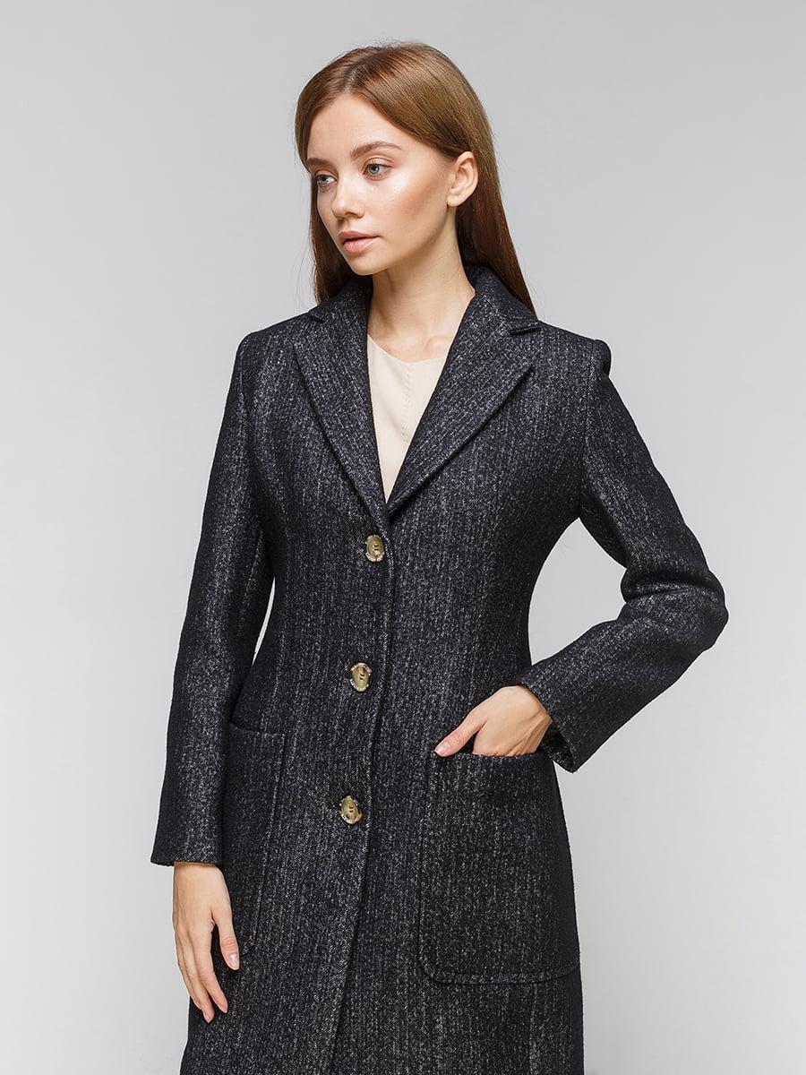 Пальто коричневе | 5216726