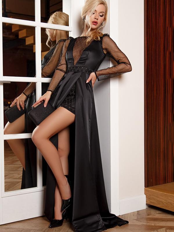 Платье черное | 5291094