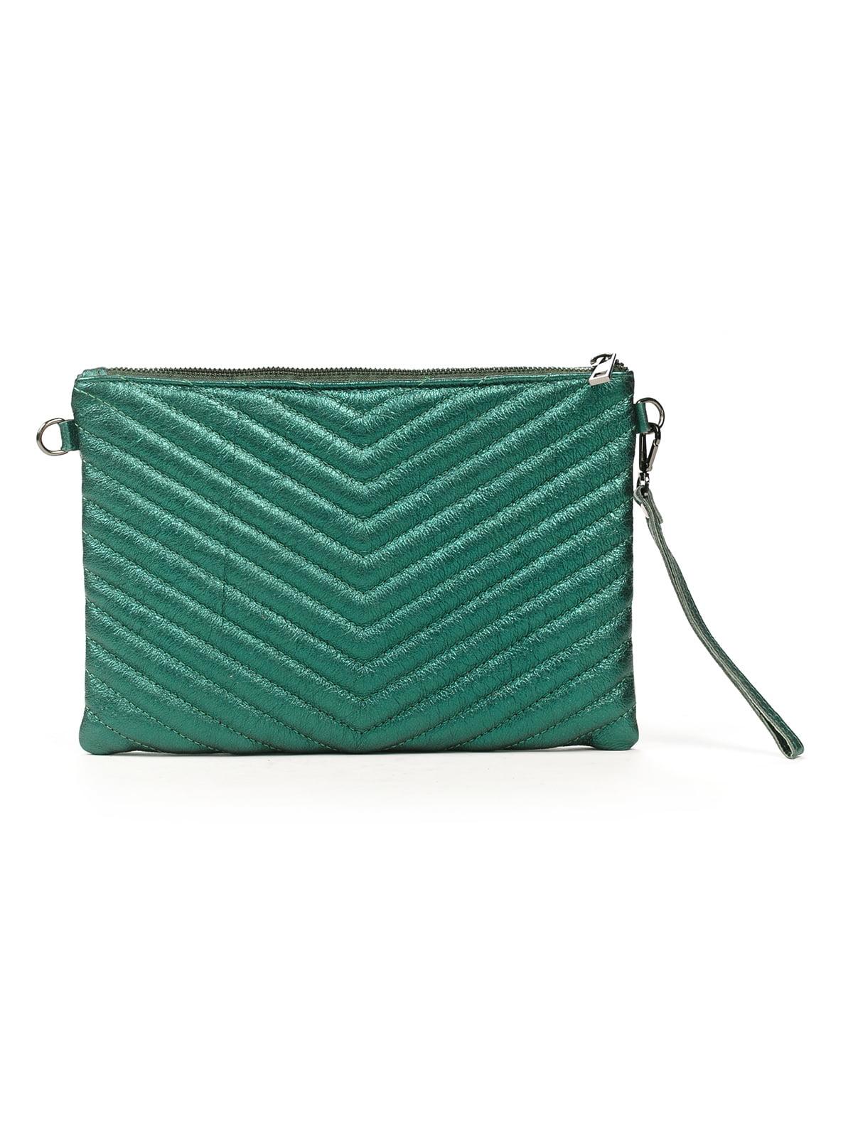 Клатч зелений | 5292618