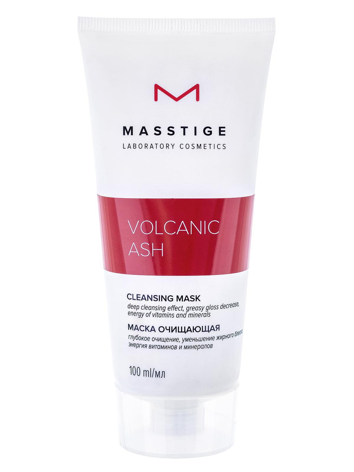Маска очищувальна для обличчя (100 мл) | 5295720