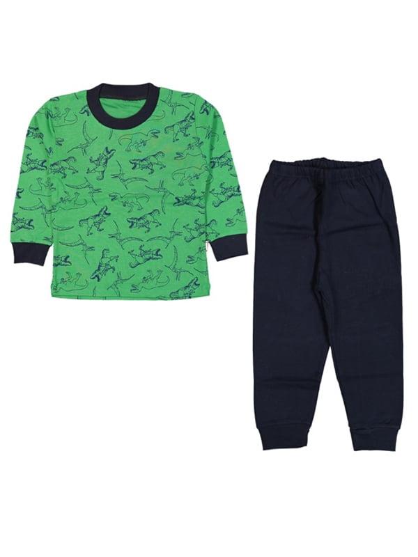 Піжама: лонгслів і штани | 5295701