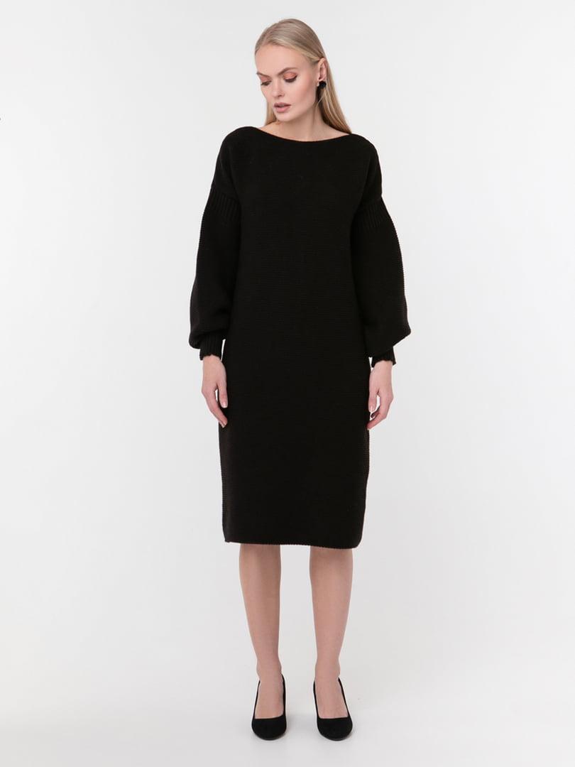 Платье черное | 5295786