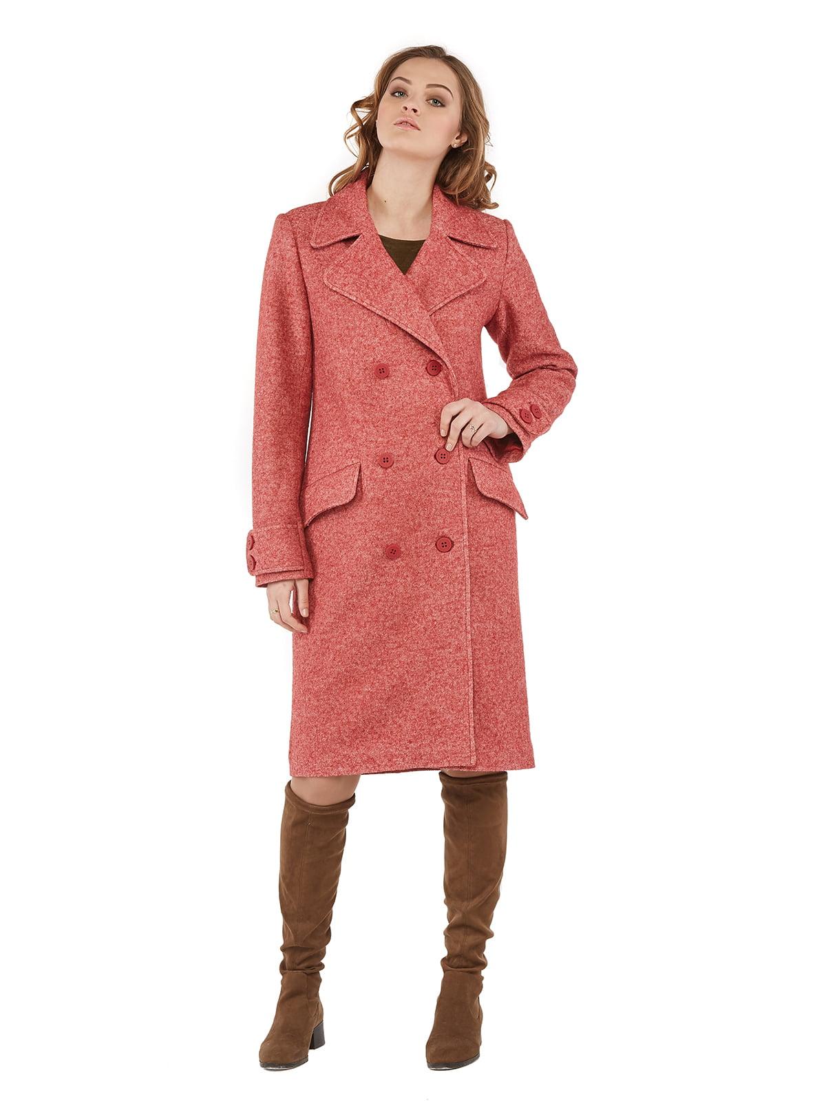 Пальто червоне | 5296060