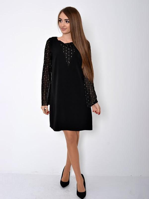 Платье черное | 5296001