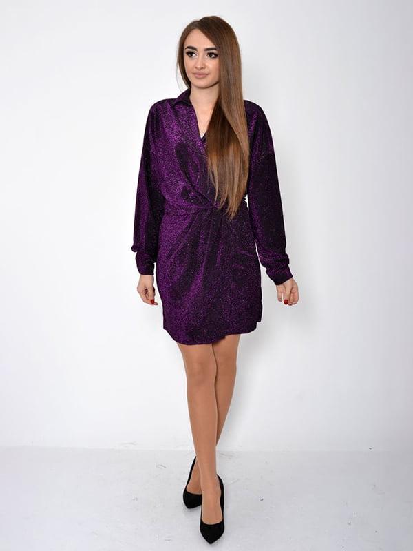 Платье фиолетовое | 5296016