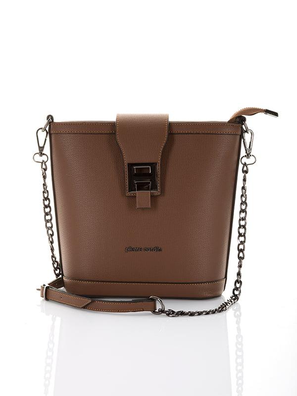 Сумка коричнева | 5298839