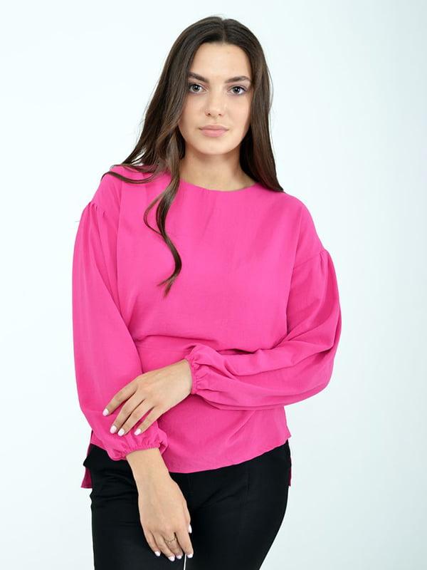 Блуза малинового цвета | 5298904