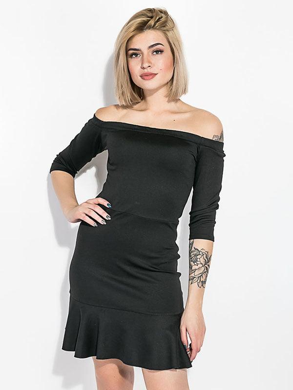 Платье черное | 5299190