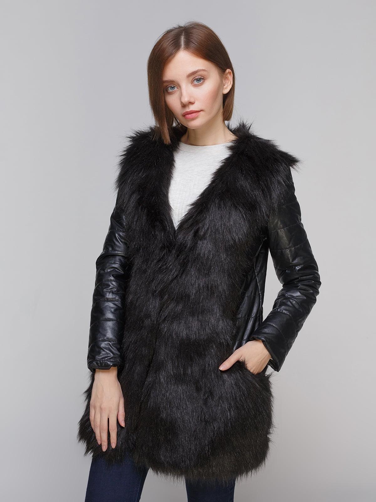 Пальто черное | 3576555