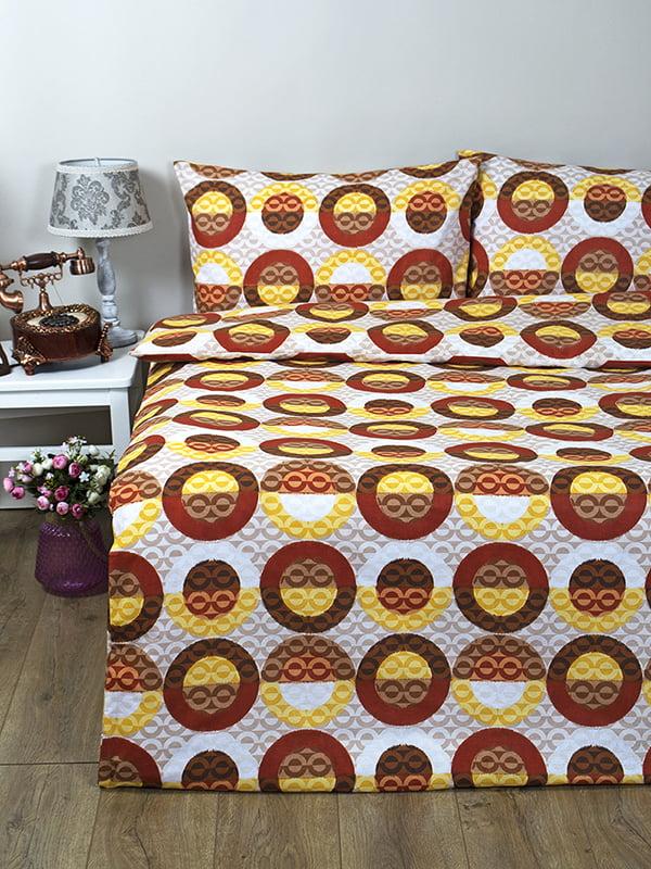 Комплект постельного белья семейный | 5162740