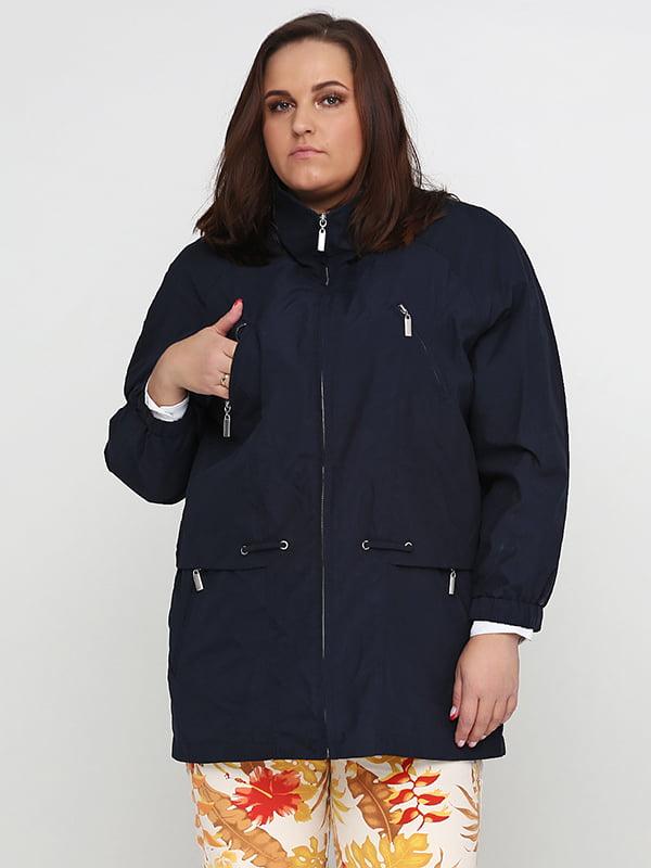 Куртка темно-синяя | 5304826