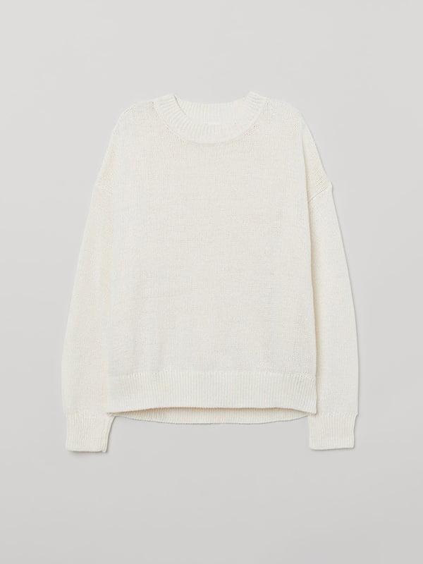 Джемпер білий | 5304940
