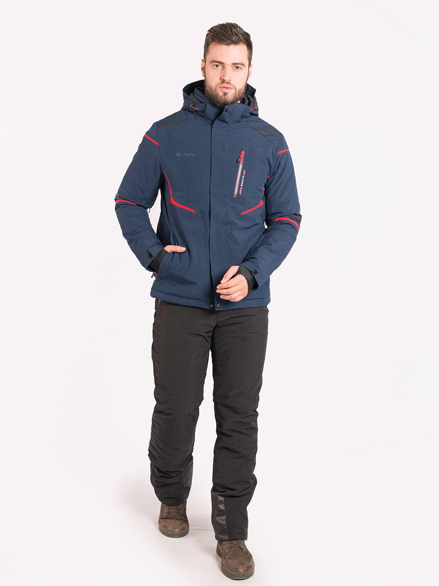 Куртка синя | 5282302