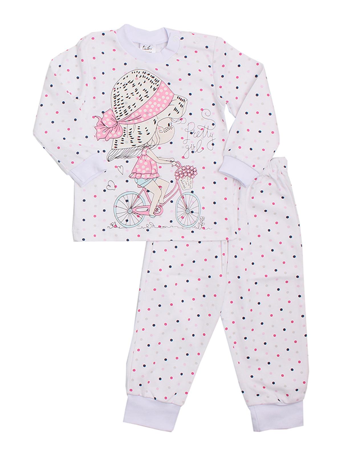 Пижама: джемпер и брюки | 5289860
