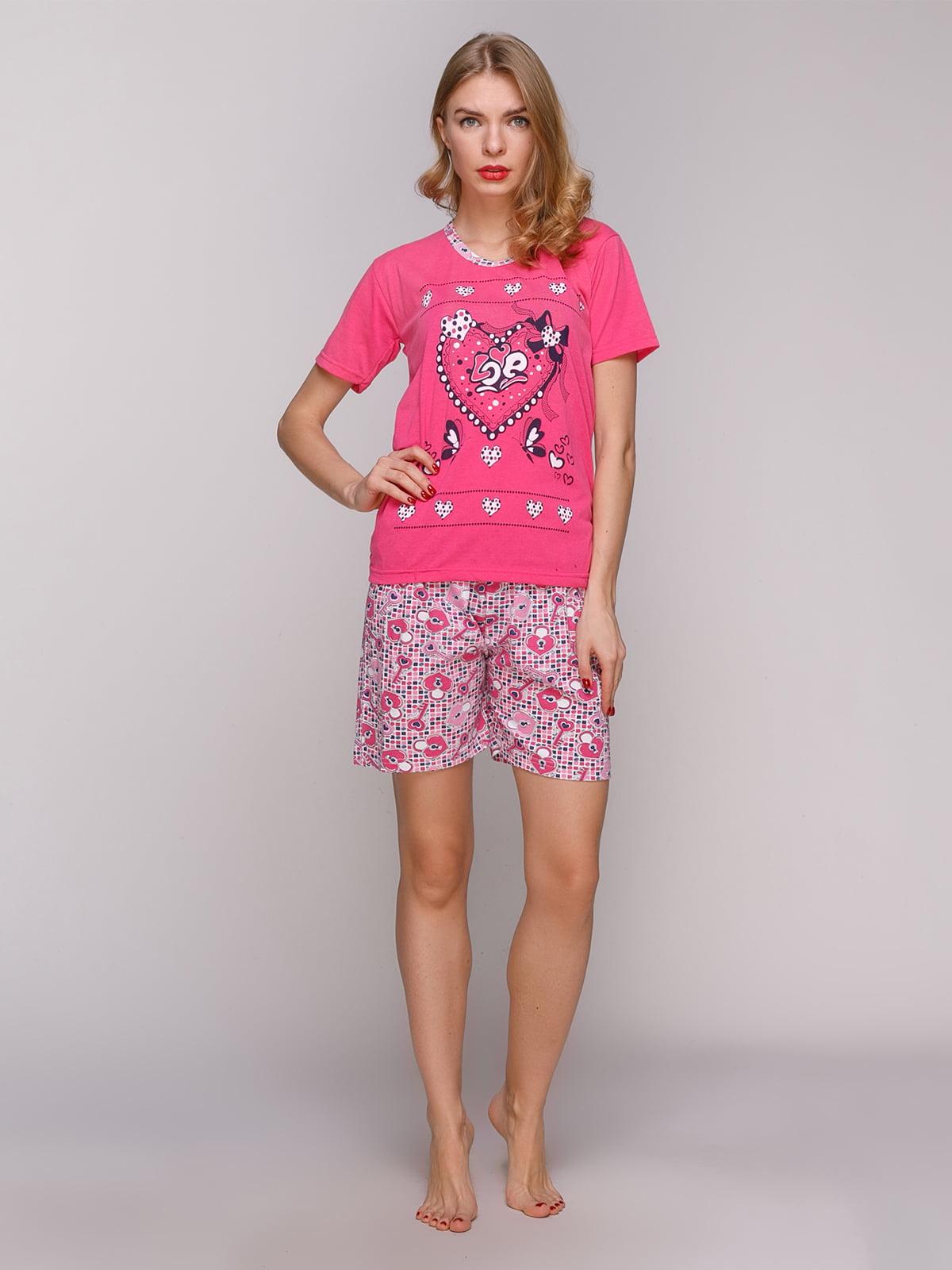 Піжама: футболка і шорти   5290998