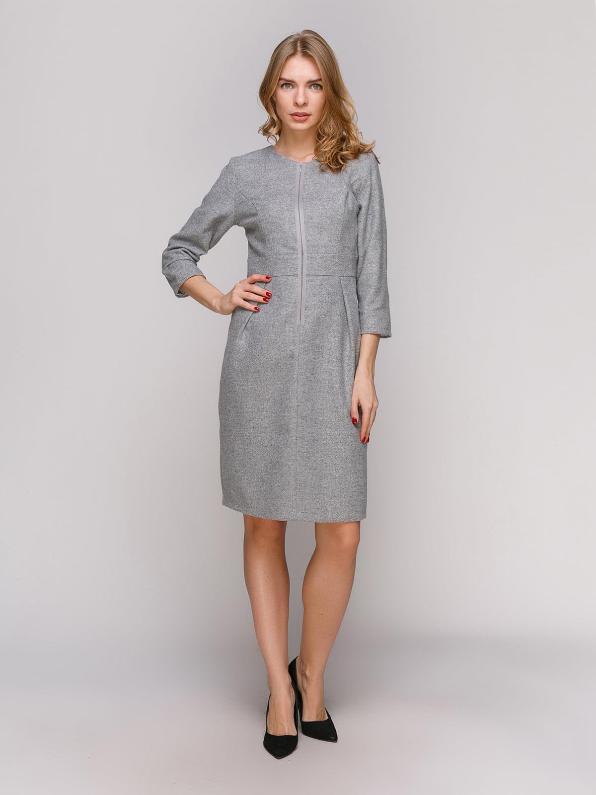 Сукня сіра | 5279394
