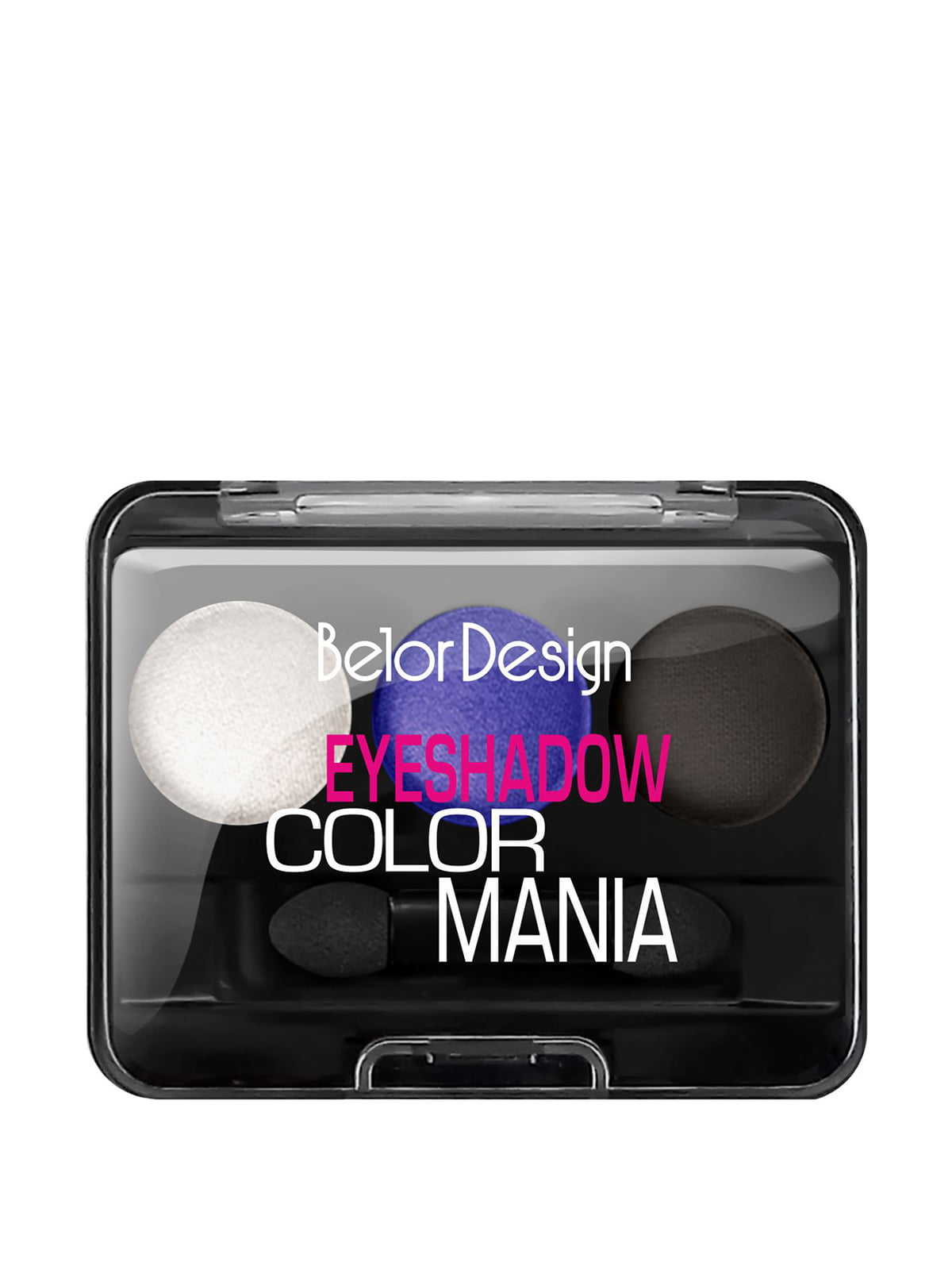 Тени для век Smart Girl Color Mania — тон 033   5288003