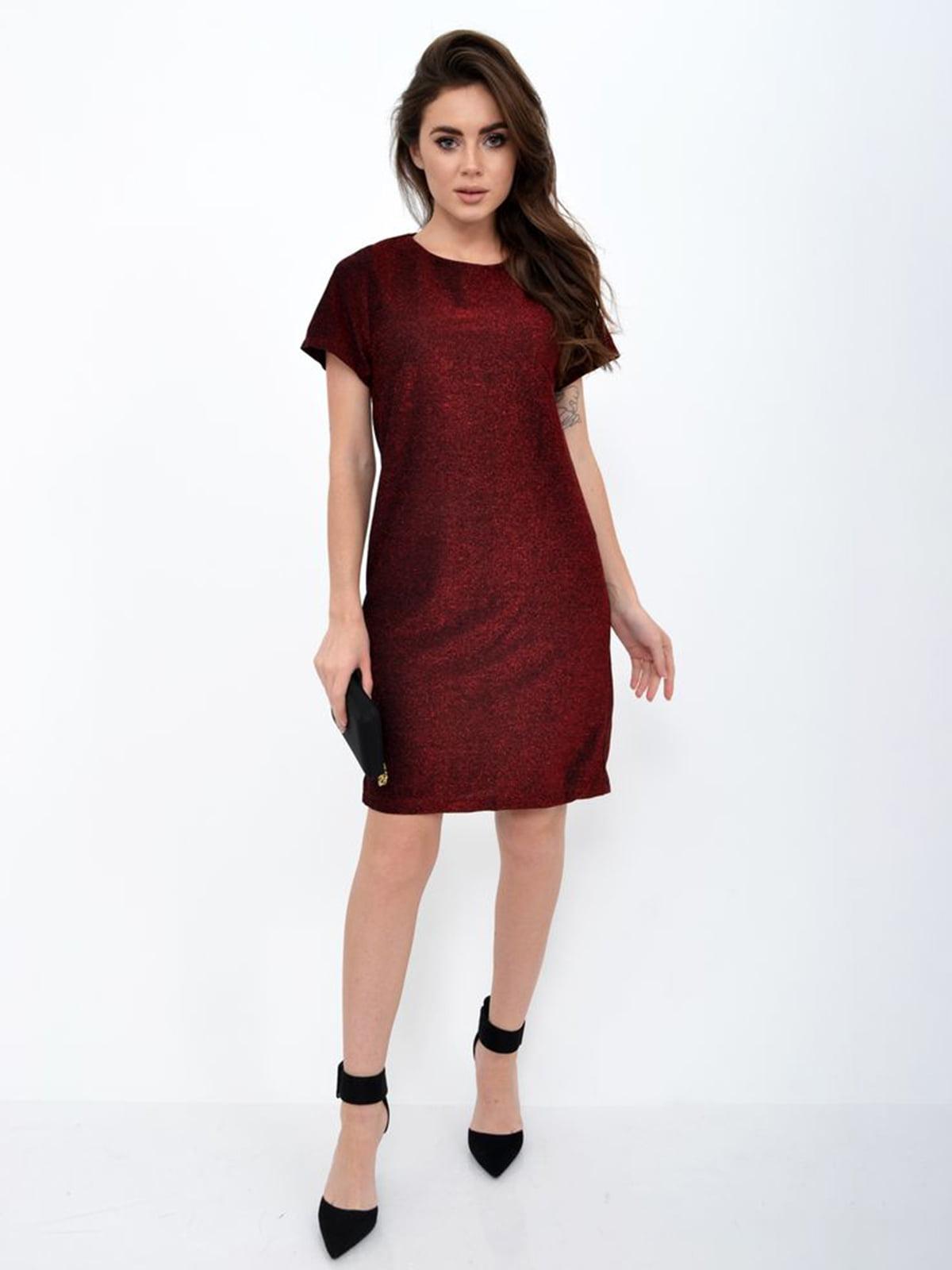 Платье красное | 5306279