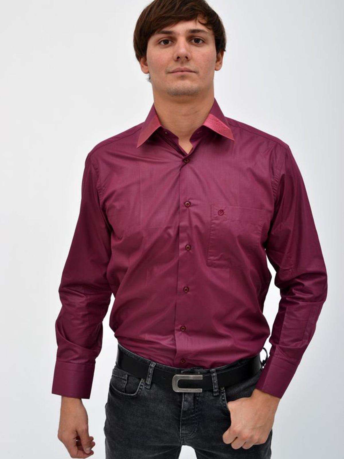 Рубашка сиреневая   5306375