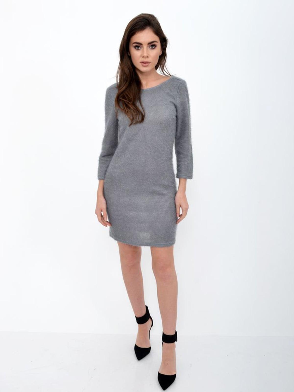 Платье серое | 5306397
