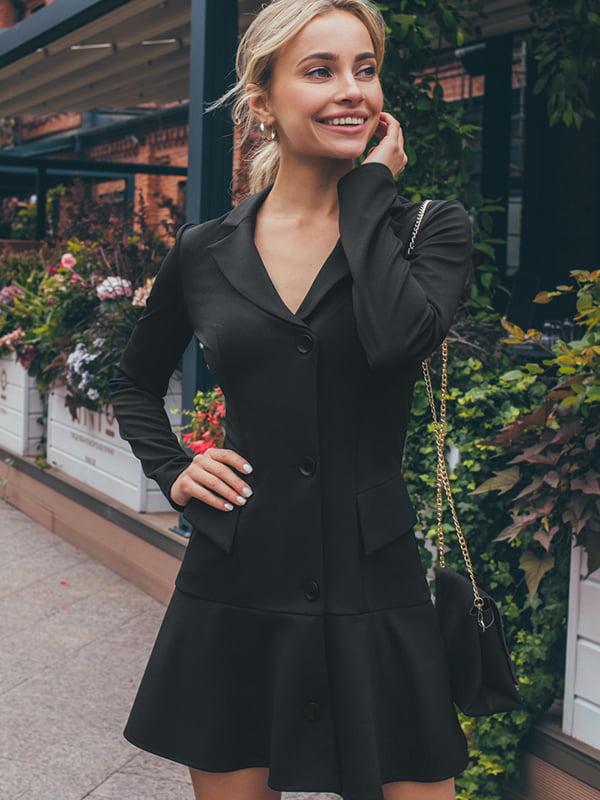 Платье черное | 5246483