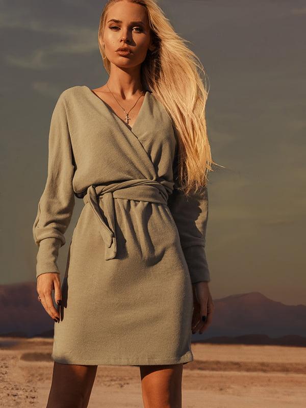 Платье бежевое | 5281708