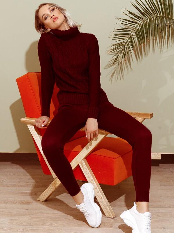Костюм: свитер и брюки | 5281765