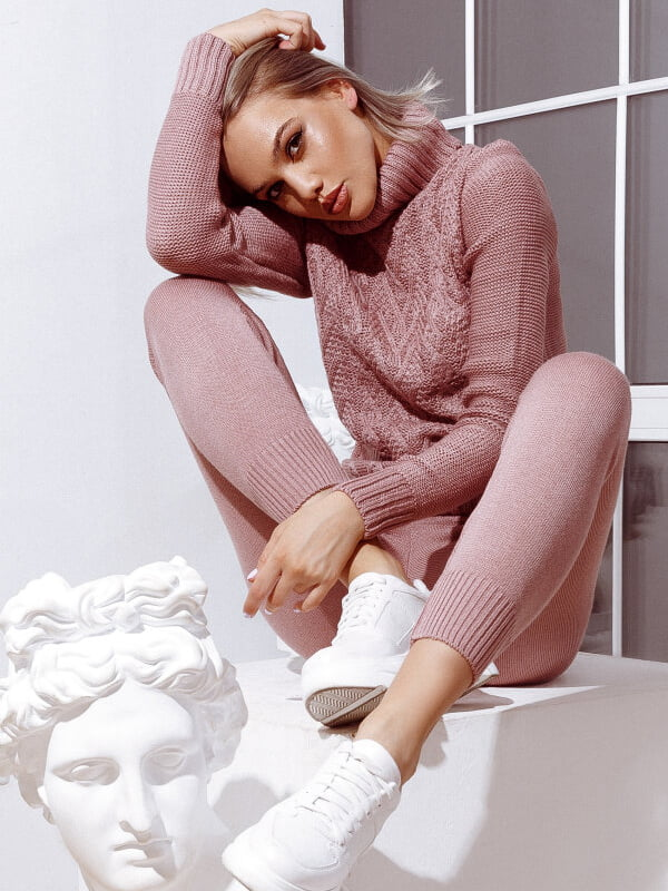 Костюм: свитер и брюки | 5281782