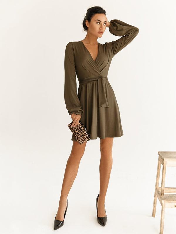 Платье зеленое | 5305464