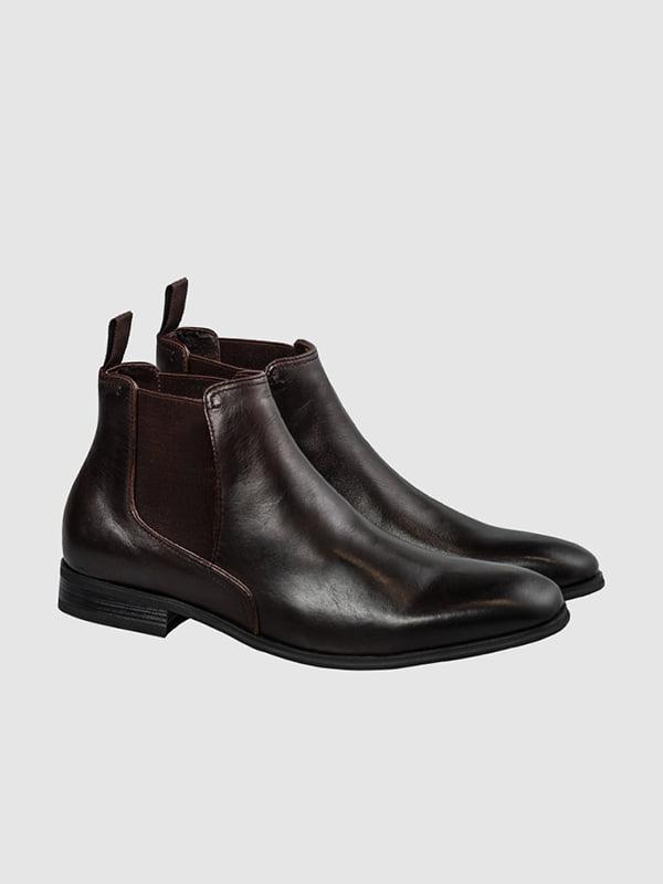 Ботинки коричневые | 5310046