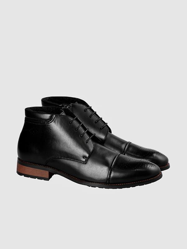 Ботинки черные | 5310361