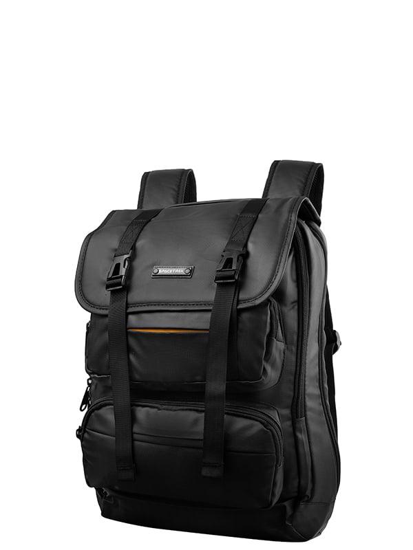 Рюкзак чорний Spacetrek   5313030