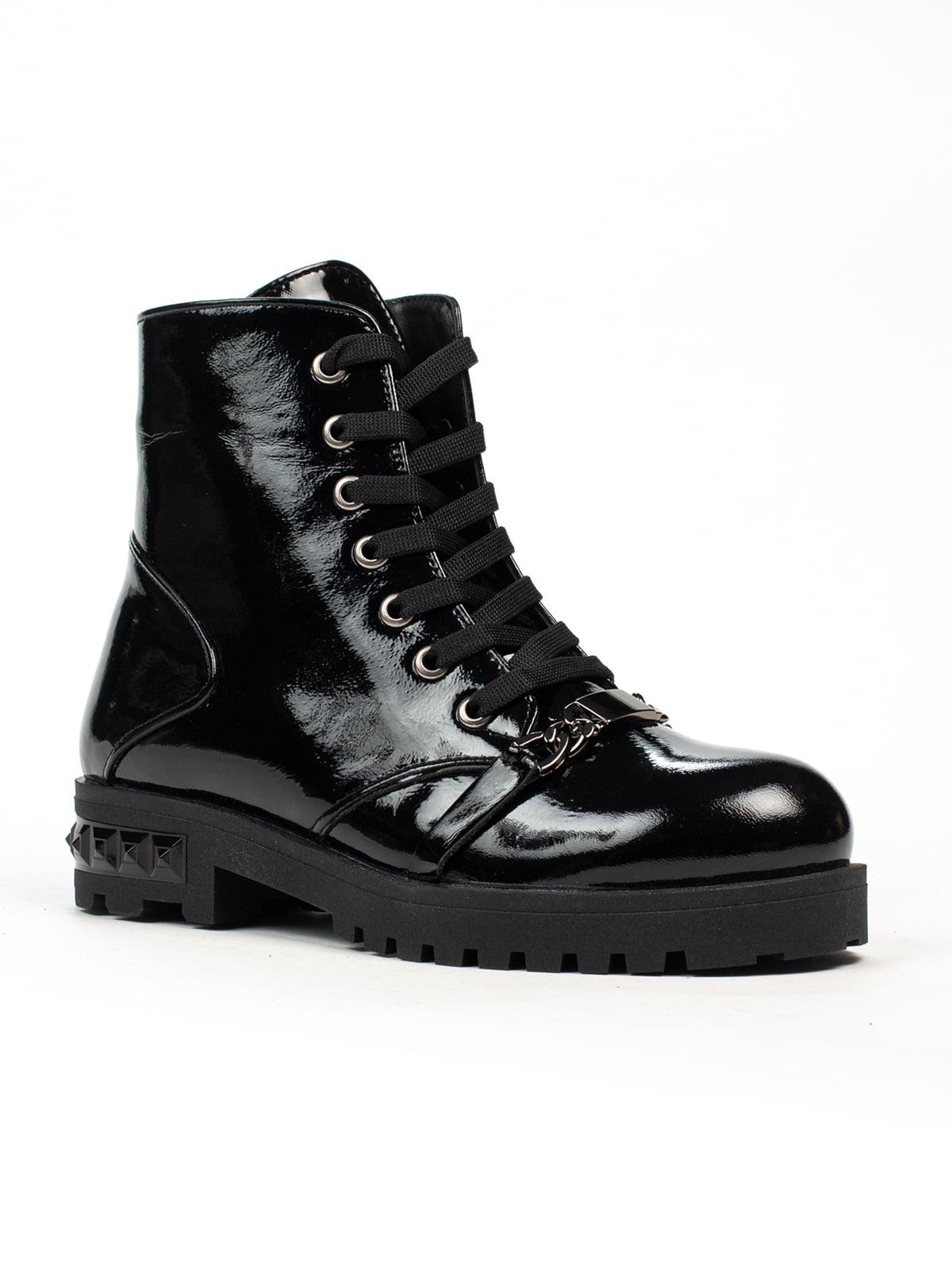 Черевики чорні   5309386