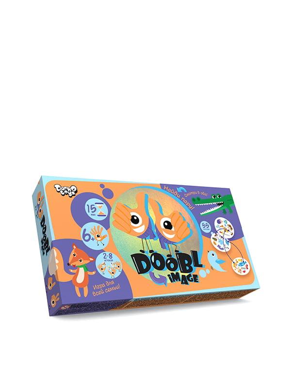 Настільна гра «Doobl Image» | 5315443