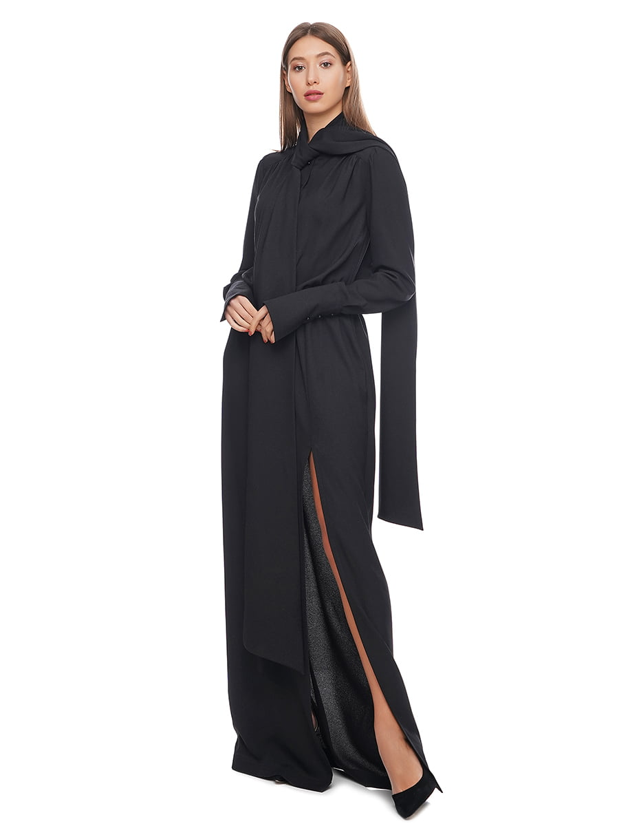 Платье черное   5315539