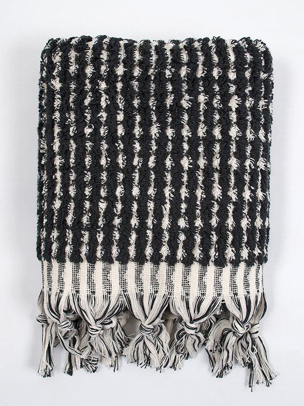 Полотенце комбинированной расцветки (45х95 см)   5316188