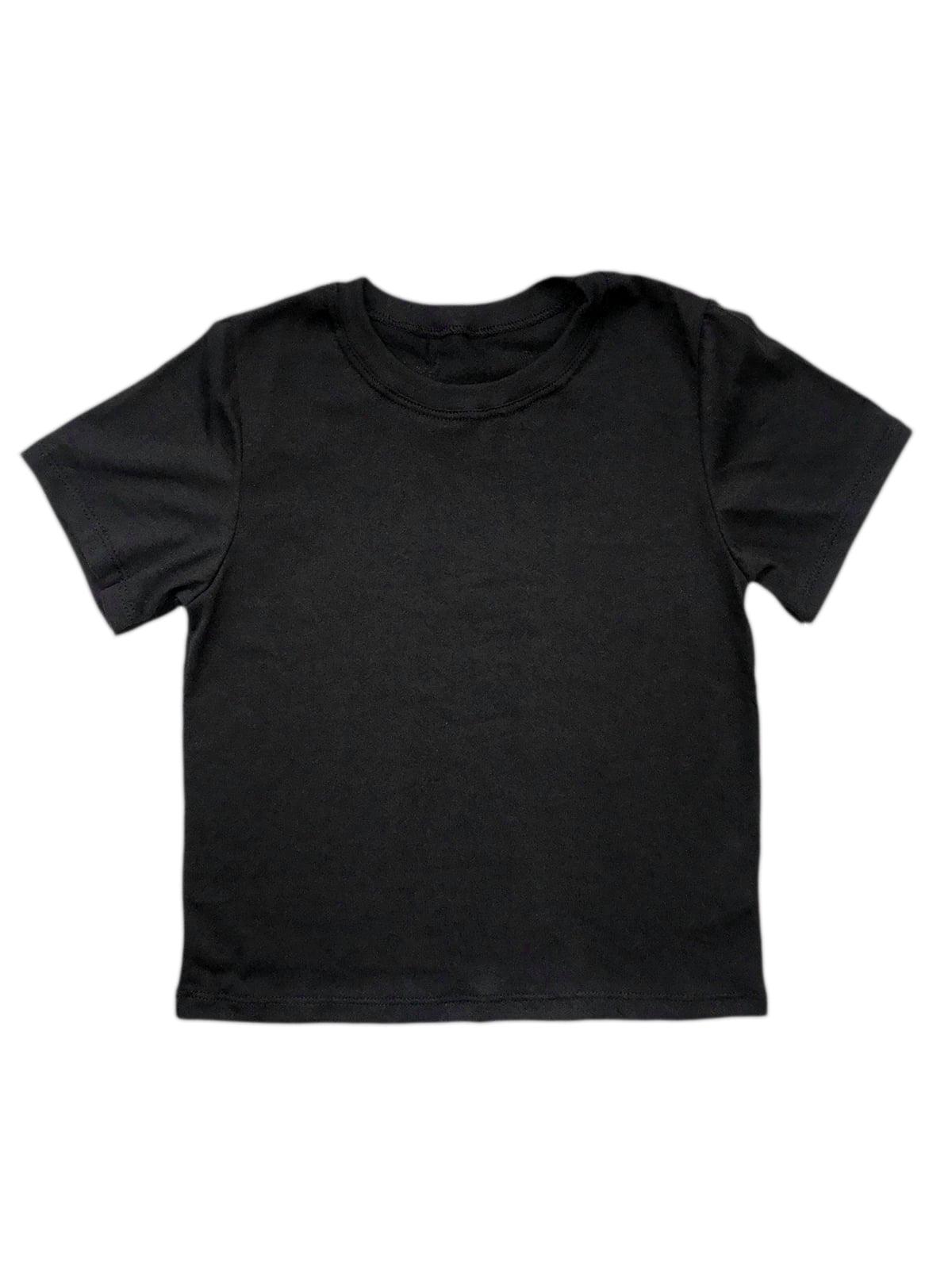 Футболка черная   5316635