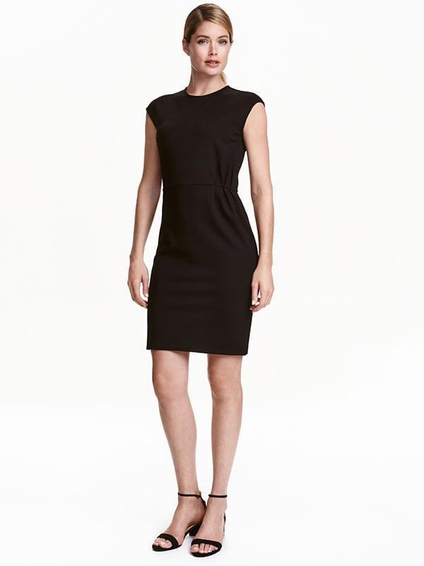 Платье черное | 5317055