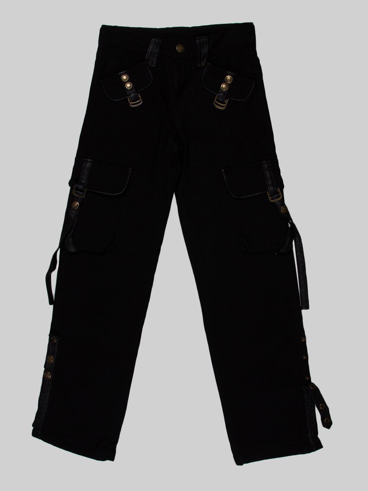 Штани чорні | 5243945