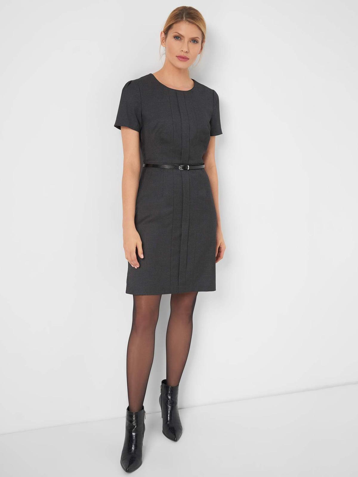 Сукня темно-сіра   5318807