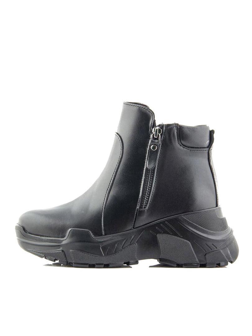 Ботинки черные | 5319185