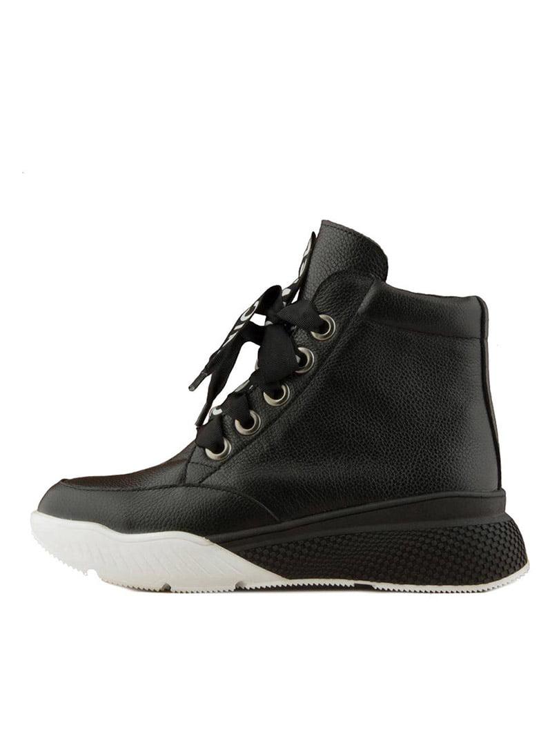 Ботинки черные | 5319192