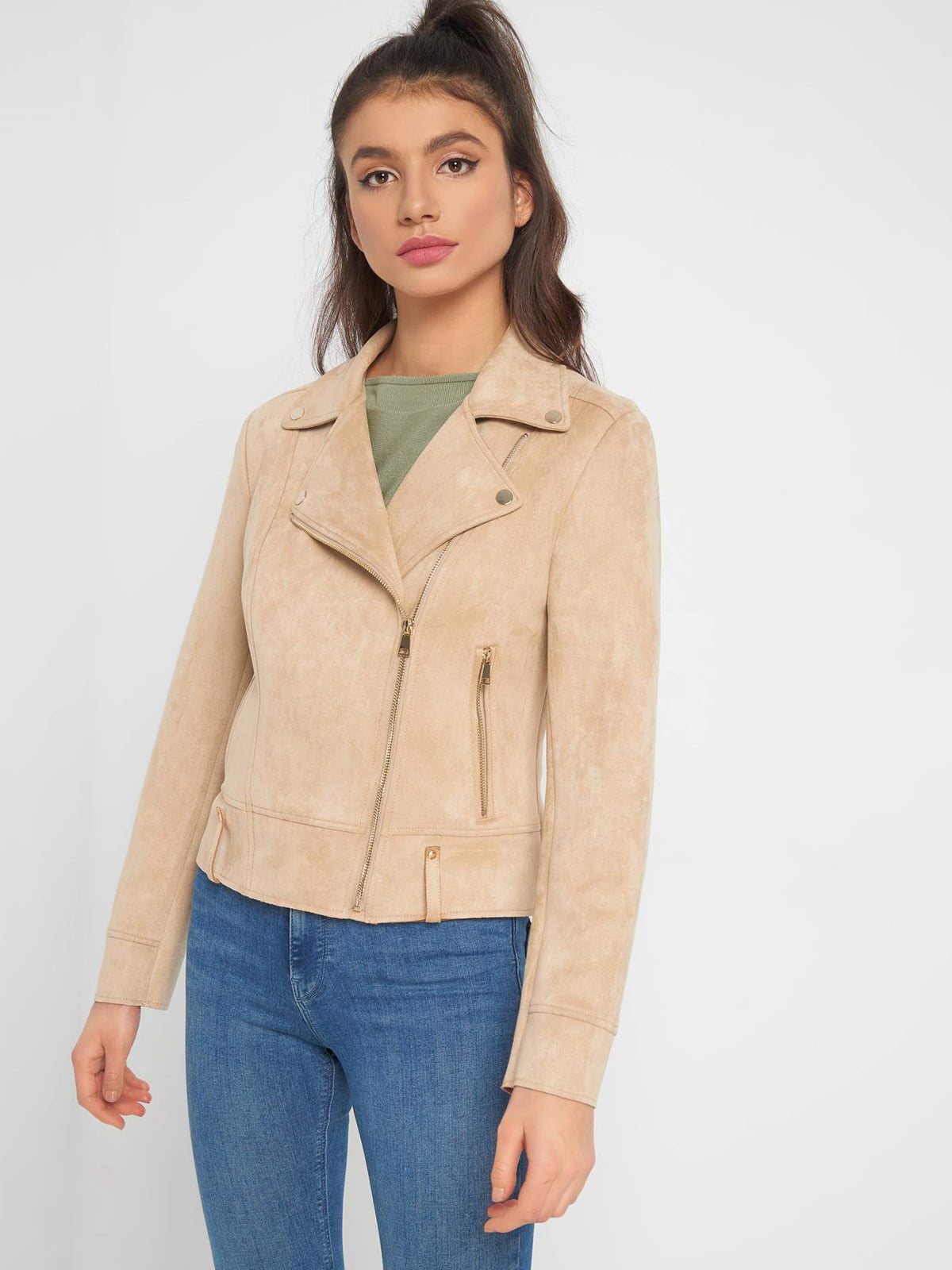 Куртка бежевая | 5319331