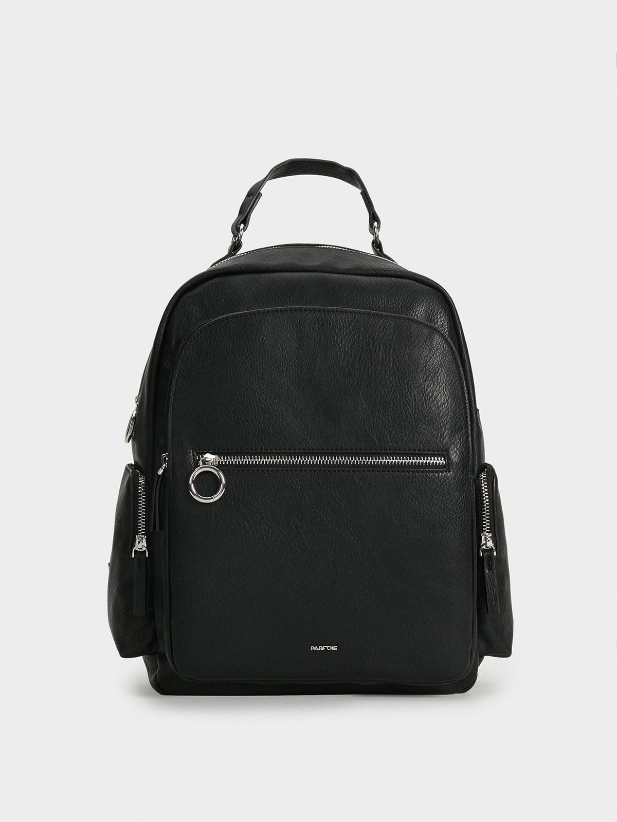 Рюкзак чорний | 5319926
