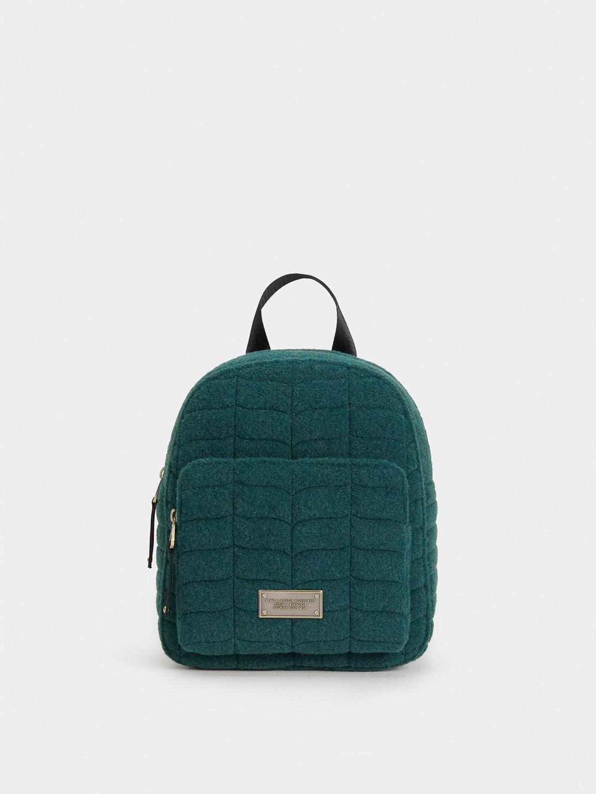 Рюкзак зелений | 5320104