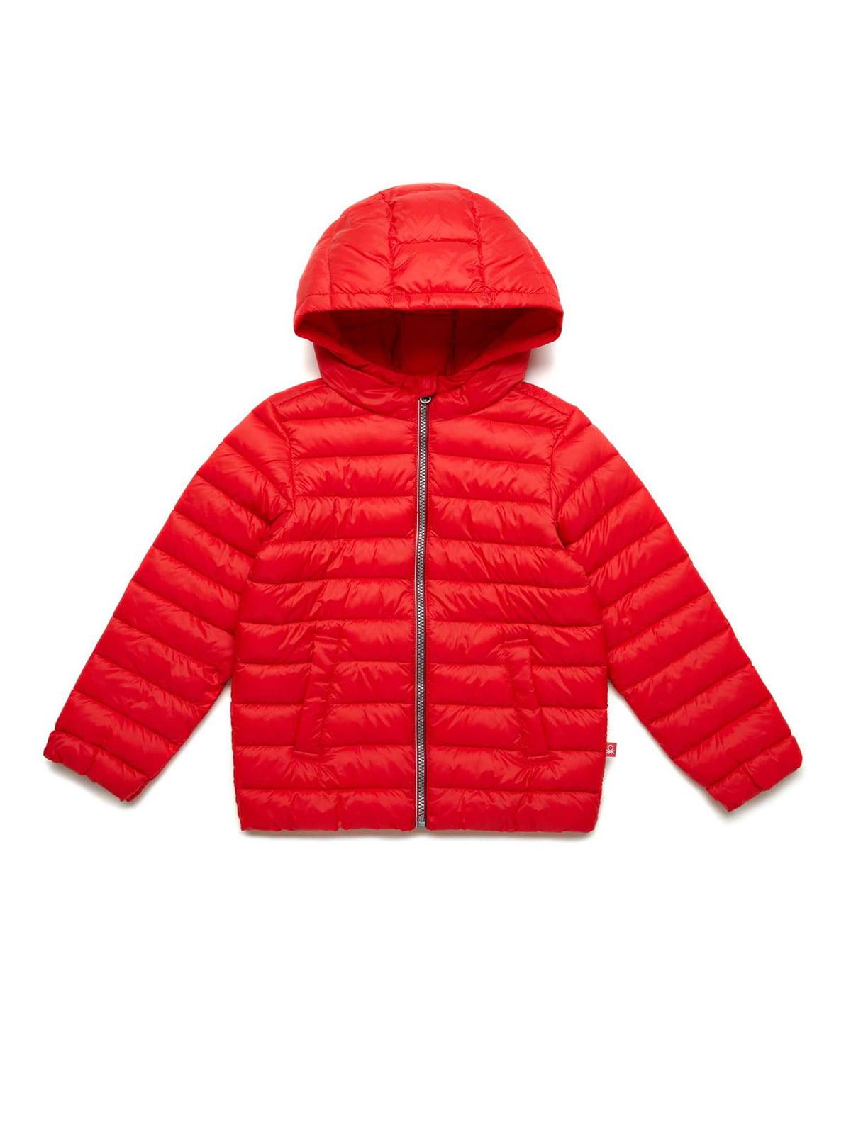 Куртка красная | 5320559