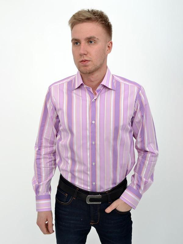 Рубашка розовая | 5322381