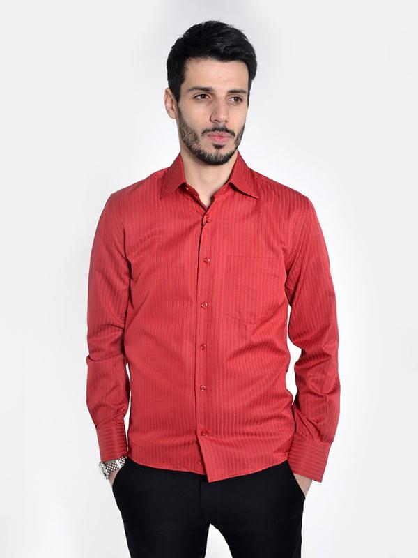 Рубашка красная | 5322428
