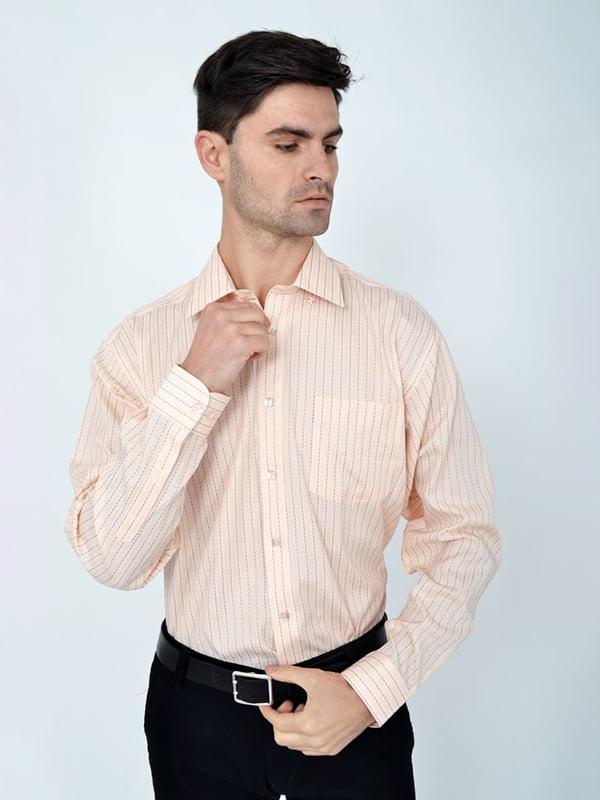 Рубашка розовая   5322434