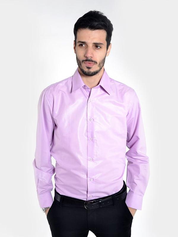 Рубашка фиолетовая | 5322446